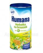 HUMANA Herbatka na brzuszek - 200 g - Apteka internetowa Melissa