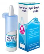 HYAL-DROP MULTI Krople - 10 ml - Apteka internetowa Melissa