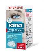 IANA INTENSIVE Intensywnie nawilżające krople do oczu 0,3% HA - 10 ml - Apteka internetowa Melissa