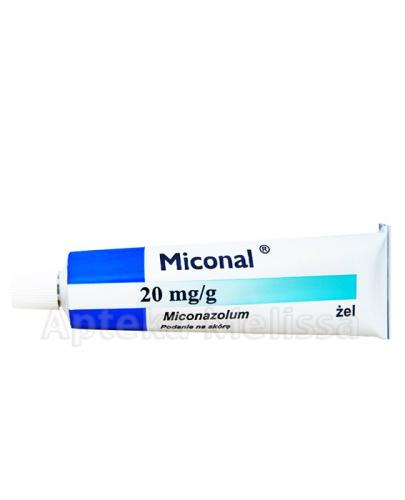 MICONAL 0,02g w 1g Żel - 30 g - Apteka internetowa Melissa