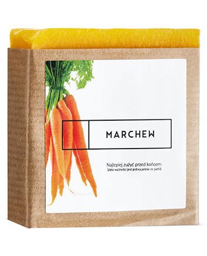 Ministerstwo Dobrego Mydła Naturalne mydło Marchew - 100 g - cena, opinie, właściwości - Drogeria Melissa