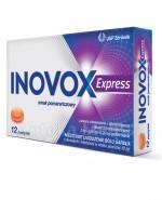 INOVOX EXPRESS Smak pomarańczowy - 12 past.