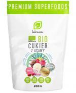 INTENSON Bio cukier z agawy - 200 g - Apteka internetowa Melissa