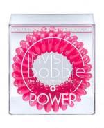 INVISIBOBBLE POWER  Różowe gumki do włosów - 3 szt.  - Apteka internetowa Melissa