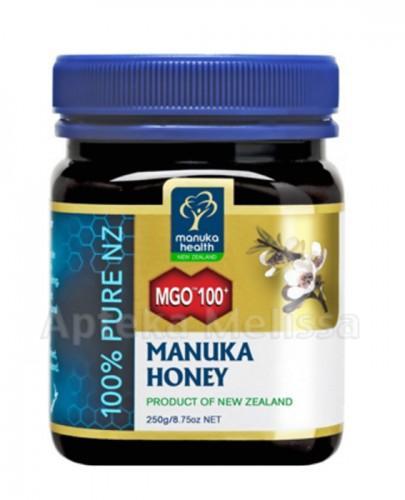 MIÓD MANUKA MGO 100+ - 250 g
