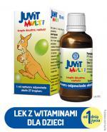JUVIT MULTI Krople - 10 ml