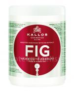 KALLOS FIG Maska do włosów z wyciągiem z fig - 1000 ml - Apteka internetowa Melissa