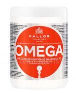 KALLOS OMEGA Regenerująca maska do włosów - 1000 ml - Apteka internetowa Melissa