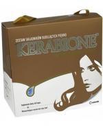 KERABIONE Zestaw suplement diety i wzmacniające serum do rzęs - 60 kaps. + 5 ml - Apteka internetowa Melissa