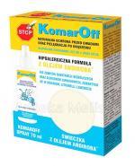 KOMAROFF Spray - 70 ml + Świeczka - Apteka internetowa Melissa