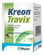 KREON TRAVIX 10000 j. - 50 kaps. - Apteka internetowa Melissa