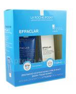 LA ROCHE EFFACLAR DUO+ Krem zwalczający niedoskonałości - 15 ml + LA ROCHE EFFACLAR Żel oczyszczający - 50 ml  - Apteka internetowa Melissa