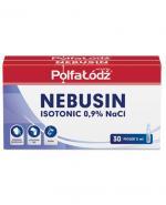 LABORATORIA POLFA ŁÓDŹ Izotoniczny roztwór wielofunkcyjny (0,9% NaCl) - 30 fiolek po 5 ml - Apteka internetowa Melissa