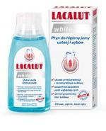 LACALUT WHITE Płyn do higieny jamy ustnej i zębów - 300 ml  - Apteka internetowa Melissa