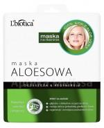 LBIOTICA MASKA aloesowa - 23 ml