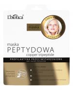 LBIOTICA Maska peptydowa na tkaninie - 1 szt. - Apteka internetowa Melissa