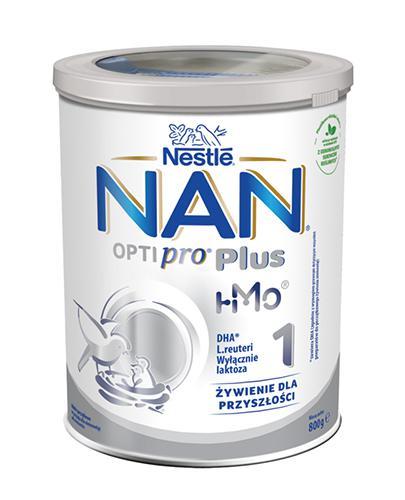 Nestle Nan Optipro Plus 1 Mleko modyfikowane w proszku dla niemowląt - Apteka internetowa Melissa