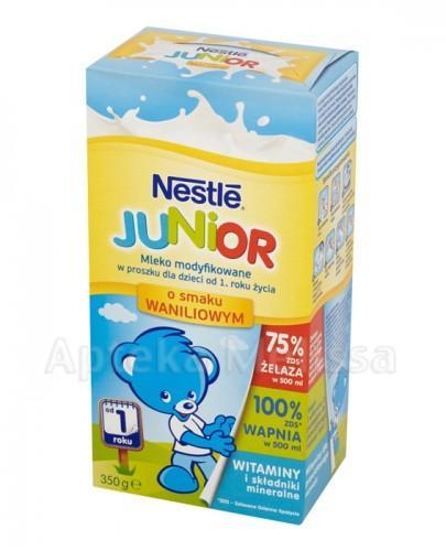 Nestle Junior Mleko modyfikowane o smaku waniliowym od 1 roku życia - Apteka internetowa Melissa