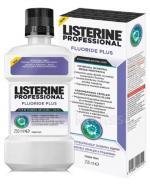 LISTERINE PROFESSIONAL FLUORIDE PLUS - 250 ml - Apteka internetowa Melissa