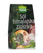 LOOK FOOD Sól himalajska ziołowa - 90 g - Apteka internetowa Melissa