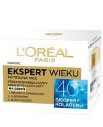 L'OREAL EKSPERT WIEKU Przeciwzmarszczkowy krem wygładzający na dzień 40+ - 50 ml - Apteka internetowa Melissa
