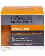 L'OREAL MEN EXPERT HYDRA 24H Krem do twarzy intensywnie nawilżający - 50 ml - Apteka internetowa Melissa