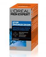 L'OREAL MEN EXPERT STOP ZMARSZCZKOM Krem nawilżający na pierwsze zmarszczki - 50 ml - Apteka internetowa Melissa