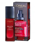L'OREAL REVITALIFT LASER X3 Regenerujące serum Anti Age - 30 ml