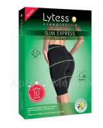 LYTESS SLIM EXPRESS SHORTS Wyszczuplające krótkie leginsy, S/M - 1 szt. - Apteka internetowa Melissa