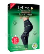 LYTESS SLIM EXPRESS Wyszczuplające leginsy L/XL - 1 szt. - Apteka internetowa Melissa