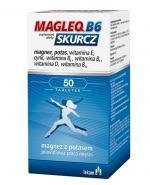 MAGLEQ B6 SKURCZ - 50 tabl - Apteka internetowa Melissa