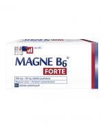 MAGNE B6 FORTE - 60 tabl. - Apteka internetowa Melissa