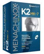 MENACHINOX K2 MK-7 - 60 kaps. Wspiera zdrowie kości.