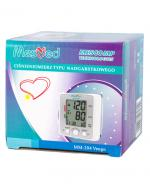 MESMED MM-204 VENGO Ciśnieniomierz typu nadgarstkowego - 1 szt. - Apteka internetowa Melissa