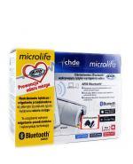 MICROLIFE BP A6 BT Ciśnieniomierz Bluetooth automatyczny - 1 szt. - Apteka internetowa Melissa