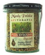MIODY POLSKIE Pyłek kwiatowy pszczeli - 200 g - Apteka internetowa Melissa