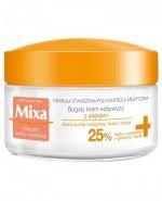 MIXA Bogaty krem odżywczy z 25% olejkiem z wiesiołka do skóry suchej i wrażliwej - 50 ml - Apteka internetowa Melissa