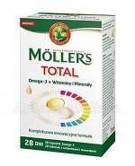 MOLLERS TOTAL 28kaps. + 28tabl. - Apteka internetowa Melissa