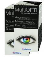 MULTIOFTI - 2 x 30 kaps. Data ważności: 2019.01.31 - Apteka internetowa Melissa