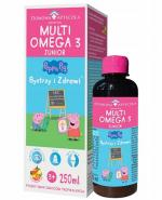 MULTIOMEGA 3 JUNIOR - 250 ml - Apteka internetowa Melissa