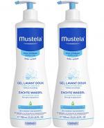 MUSTELA BEBE ENFANT Żel do mycia głowy i ciała dla niemowląt i dzieci - 2 x 750 ml - Apteka internetowa Melissa
