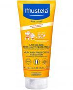 MUSTELA SUN Mleczko przeciwsłoneczne SPF50+ - 100 ml   - Apteka internetowa Melissa