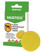 MUSTICO Plastry odstraszające komary i meszki - 12 szt. - Apteka internetowa Melissa