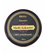 MYVITA Masło kakaowe 100% nierafinowane - 100 g - Apteka internetowa Melissa