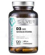 MYVITA SILVER Naturalna witamina D3 4000 j.m. - 120 kaps. - Apteka internetowa Melissa