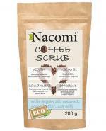 NACOMI Suchy peeling kawowy - kawa - 200 g - Apteka internetowa Melissa