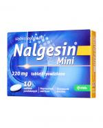 NALGESIN MINI 220 mg - 10 tabl. - Apteka internetowa Melissa