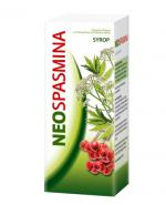 NEOSPASMINA Syrop - 150 g - Apteka internetowa Melissa