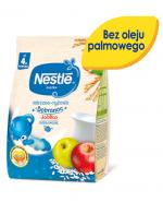 NESTLE DOBRANOC Kaszka mleczno-ryżowa jabłko po 4 m-cu - 230 g + BOBO FRUT Sok pomidor, winogrona i marchew po 6 m-cu - 300 ml GRATIS !  - Apteka internetowa Melissa