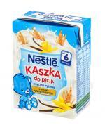 NESTLE Kaszka do picia mleczno-ryżowa o smaku waniliowym - 200 ml - Apteka internetowa Melissa